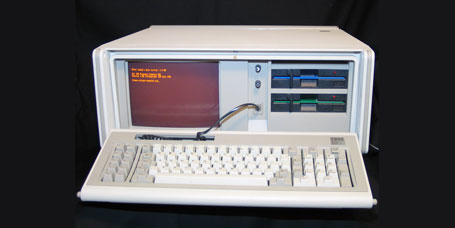 14.ibm pc portable